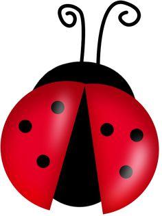 lady bug clip art - Google Search
