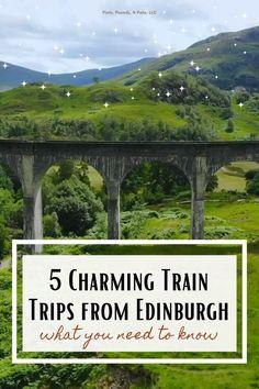 Scotland Vacation, Scotland Road Trip, Ireland Vacation, Visiting Scotland, Travel To Scotland, Travel Ireland Tips, Backpacking Ireland, Europe Travel Tips, Day Trips From Edinburgh