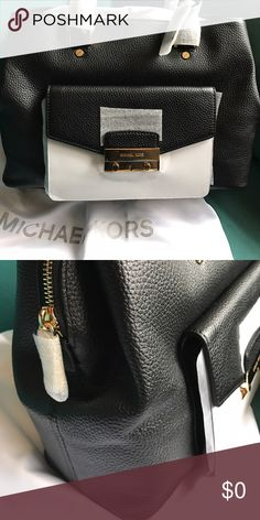MICHEAL KORS LARGE HALEY SATCHEL Authentic MK, new and un-wrapped Michael Kors Bags Satchels