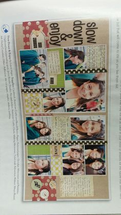 9 pic layout