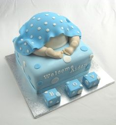 baby bottom cake - Google Search