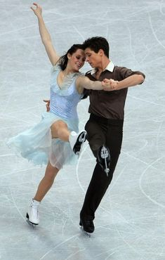 Tessa and Scott, my all time favourite skaters