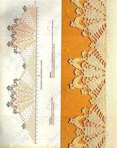 crochet edging  @Af's 18/3/13