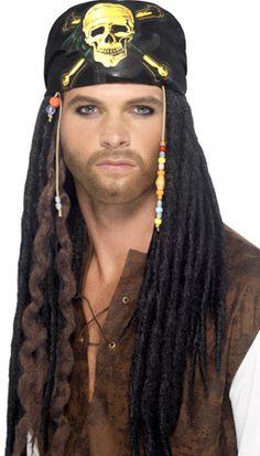 Pirate Wigs
