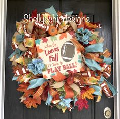 A personal favorite from my Etsy shop https://www.etsy.com/listing/534613820/delixe-fall-deco-mesh-wreath-autumn-deco