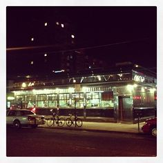 Bel Aire Diner in Astoria, NY
