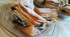 Croissants, Tortilla Chips, Spanakopita, Just Desserts, Nutella, Sandwiches, Pork, Bread, Baking