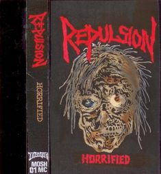 "Repulsion LP ""'89"""