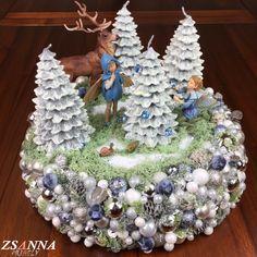Flower Fairy Fairy Crown, Fairy Houses, Christmas Deco, Hanukkah, Wreaths, Flowers, Home Decor, Christmas Decor, Decoration Home