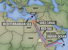 7 Best Suez Canal Images Egitto Mar Mediterraneo Mar Rosso