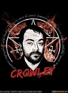 Crowley Fan Art