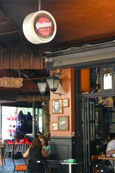 Bar El cronico, Plaza Serrano, Buenos Aires
