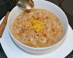 Mucenici Cheeseburger Chowder, Romania, Hummus, My Recipes, Oatmeal, Soup, Breakfast, Ethnic Recipes, Desserts