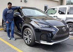 Congratulations To Sriram Varadhan On The Purchase Of His Beautiful New  2016 Lexus NX F SPORT! Thank You For Choosing Us And Welcome To The Kuni Of  Family!