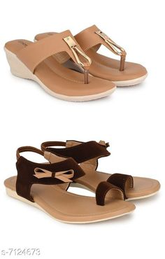 Heels & Sandals Women Sandal Combo Pack Material: Synthetic Sole Material: TPR Pattern: Solid Multipack: 2 Sizes:  IND-7 IND-6 IND-8 IND-5 Country of Origin: India Sizes Available: IND-8, IND-5, IND-6, IND-7   Catalog Rating: ★4.2 (3102)  Catalog Name: Women Sandal Combo Pack CatalogID_1137367 C75-SC1062 Code: 944-7124673-999