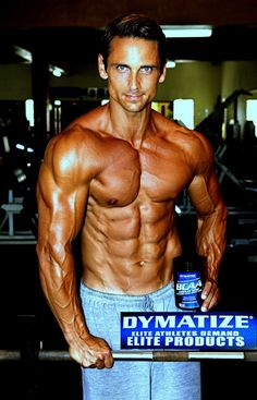 David Morin by Jason Ellis for Dymatize (2012) #DavidMorin #GetMorin #JasonEllis #Dymatize #malemodel #model #fitnessmodel #fitness #gym #muscles #workout