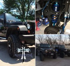 Getting a #Jeep lift with that Christmas money? Here's what to consider: #mckinney