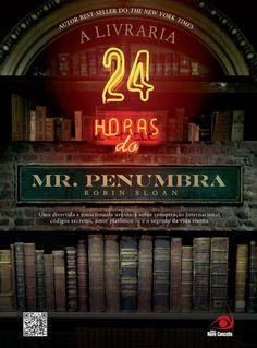 Para os amantes de livros, esse é o lugar mágico: uma imensa biblioteca com edições raras!! O livro A Livraria 24h do Mr Penumbra, do autor Robin Sloan, mostra que a livraria é mais uma biblioteca,…