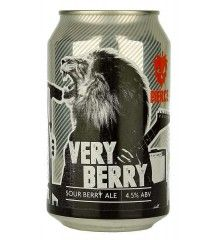 Fierce Beer Very Berry Can British Beer, Drink Sleeves, Berry, Canning, Bury, Home Canning, Conservation