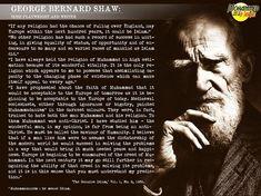 The Holy Prophet Muhammad_George Bernard Shaw