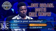 IUIC 365: ...but Israel doth NOT know!