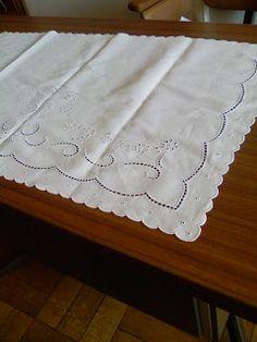 Bordados & Cª: Toalha de altar