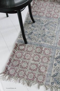 Teppich Läufer grau 160 x 80 cm