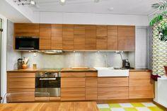 wooden #kitchen