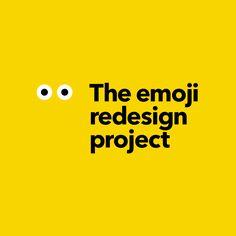 다음 @Behance 프로젝트 확인: \u201cThe emoji redesign project\u201d https://www.behance.net/gallery/21352605/The-emoji-redesign-project