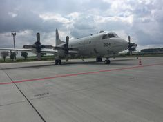 160527-N-XX999-001 ROMANIA (May 27, 2016) A P-3C Orion aircraft assigned to Patrol Squadron (VP) 4 prepares for takeoff from Constanta, Romania May 27, 2016. VP4 is conducting naval operations in the U.S. 6th Fleet area of operations in support of U.S. national security interests in Europe and Africa. (U.S. Navy Photo by Lt. j.g. Matthew W. Johnston/Released)