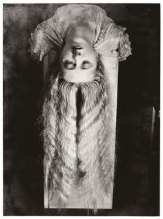 Man Ray, Woman with Long Hair, 1929