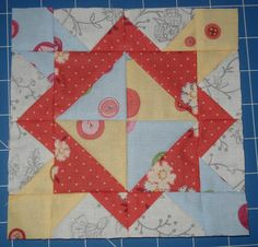 Splendid Sampler Blocks 6 & 7