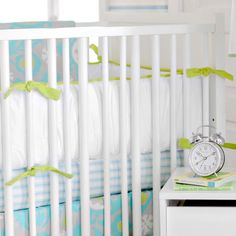 New Arrivals Inc. Summer Breeze Crib Bumper