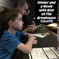 Flix Brewhouse | Indy with Kids