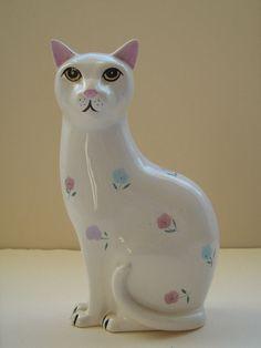 Poole Pottery cat | eBay