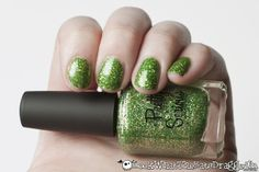 Look what the Bats Dragged In!: Pretty Serious Cosmetics and Liquid Leprechaun Manicure!