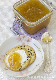 Фото. Джем с инжиром и имбирем - рецепт