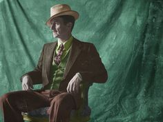 Pin for Later: American Horror Story: Freak Show's Official Character Pictures Are Here! Denis O'Hare as Stanley