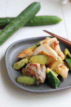 鶏ときゅうりのレモンわさび炒め。 by 小澤 朋子 「写真がきれい」×「つくりやすい」×「美味しい」お料理と出会えるレシピサイト「Nadia | ナディア」プロの料理を無料で検索。実用的な節約簡単レシピからおもてなしレシピまで。有名レシピブロガーの料理動画も満載!お気に入りのレシピが保存できるSNS。