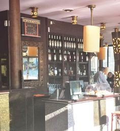 The Bar at Cafe des Arts et Metiers