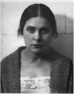 Lily Brik. Photo Rodchenko