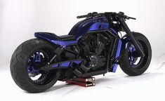 "No-Limit-Custom ""F.O.A.D."" V-Rod by NLCpix, via Flickr"