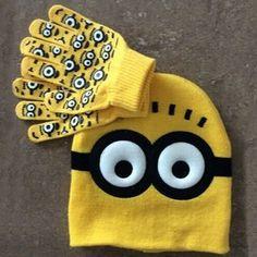 $4.06 (Buy here: https://alitems.com/g/1e8d114494ebda23ff8b16525dc3e8/?i=5&ulp=https%3A%2F%2Fwww.aliexpress.com%2Fitem%2F2pcs-set-Hot-Sale-Children-s-Winter-Cartoon-Minions-Glove-Hat-Sets-Fashion-Kids-Baby-Warm%2F32761321645.html ) 2pcs/set Hot Sale Children's Winter Cartoon Minions Glove Hat Sets Fashion Kids Baby Warm Knitted Caps Gloves E906 for just $4.06