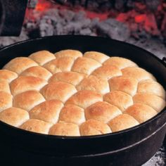 Sourdough Biscuits Recipe | American Cowboy | Western Lifestyle - Travel - People