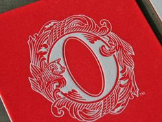 Olli Salumeria Business Cards, design by Yael Miller from Miller Creative, letterpress printed by Studio on Fire.