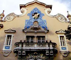 Azulejos antigos no Rio de Janeiro: São Cristóvão III - Estádio de São Januário