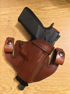 P-09 in leather case from FALCO.sk