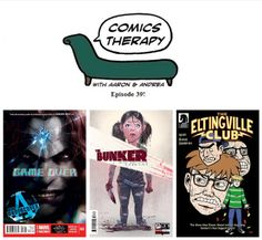 Episode 39!  http://www.comicstherapy.com/2014/04/episode-39-found-out-about-you.html