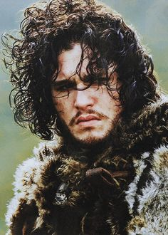 Game of Thrones- John Snow