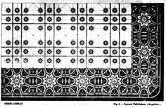 Chris Lebeau. Fig. 8 Damast tafellaken Kapellen